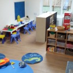 The main pre-school exploration area