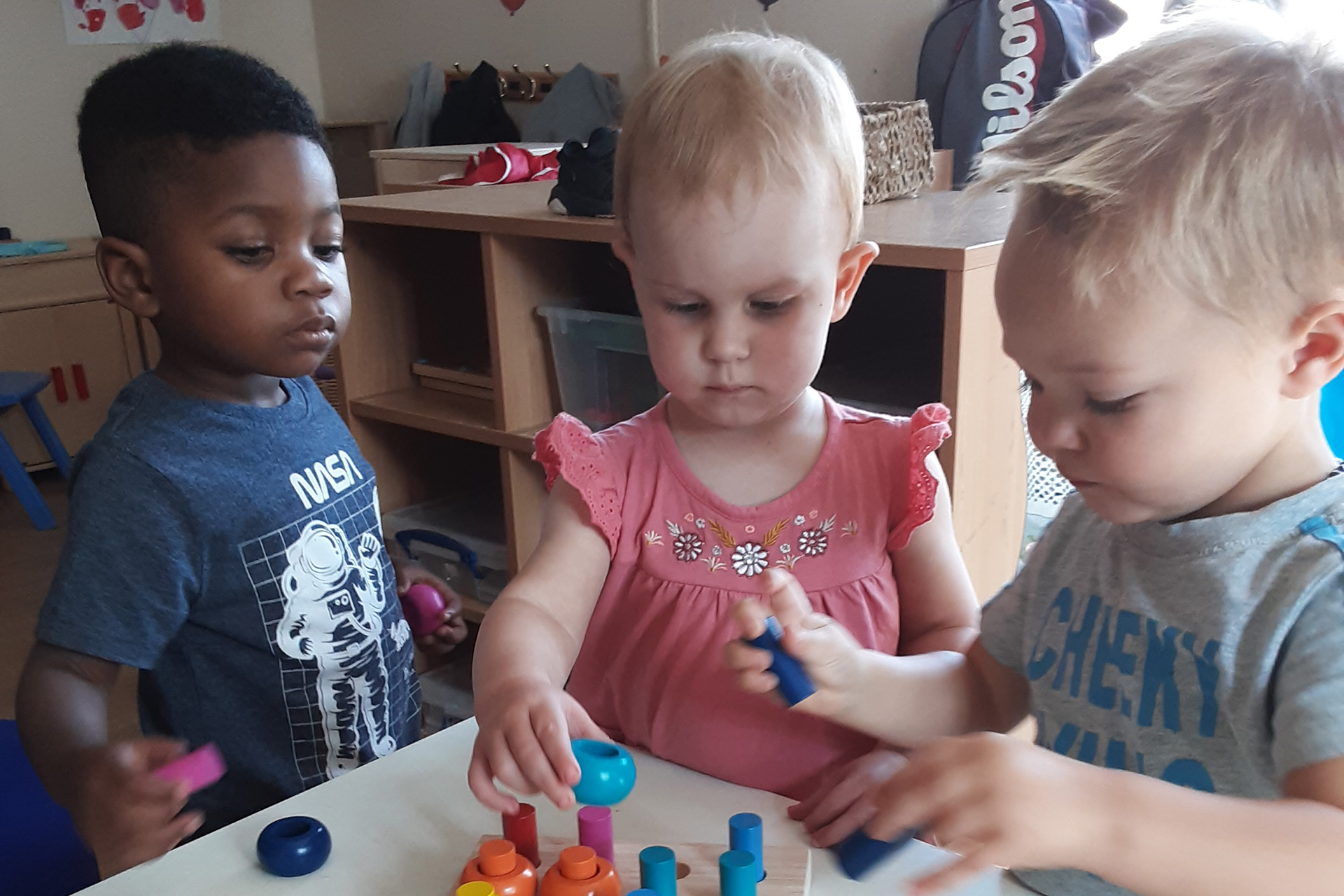 Playtime at Purple Childcare